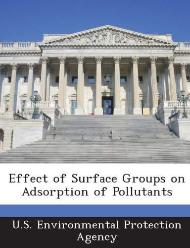 Effect of Surface Groups on Adsorption of Pollutants