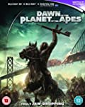 Dawn of the Planet of the Apes [Blu-r...