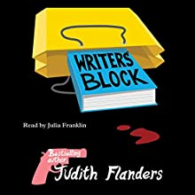 Writer's Block Audiobook by Judith Flanders Narrated by Julia Franklin