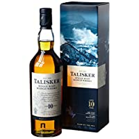 Talisker 10 Year Old Whisky 70 cl