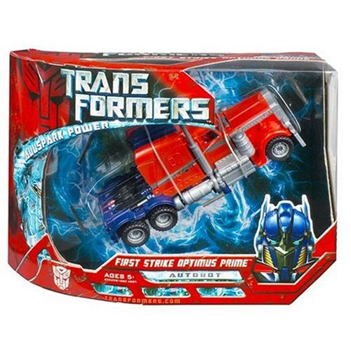 Transformers Movie Voyager First Strike Optimus Prime - Buy Transformers Movie Voyager First Strike Optimus Prime - Purchase Transformers Movie Voyager First Strike Optimus Prime (Transformers, Toys & Games,Categories,Action Figures,Robots)
