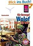Kauderwelsch, Wolof f�r den Senegal W...