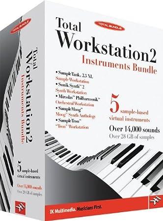 IK Multimedia Total Workstation 2