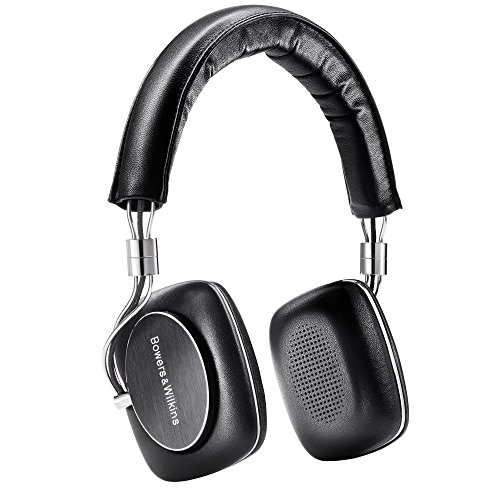 Bowers & Wilkins P5 S2 Headphones, Black (Wired)