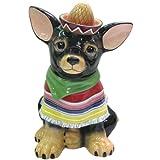 Westland Giftware Aye Chihuahua Raul Cookie Jar, 12-Inch