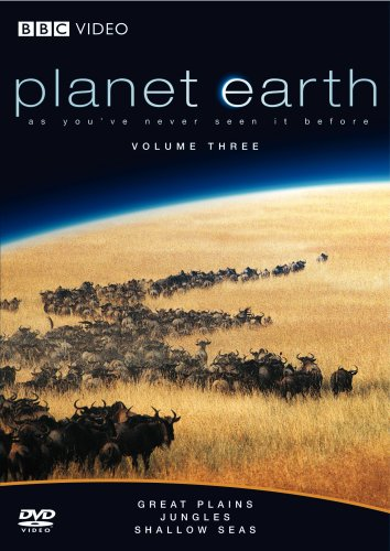 Planet Earth Great Plains DVD