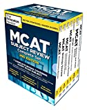 img - for Princeton Review MCAT Subject Review Complete Box Set, 2nd Edition: 7 Complete Books + Access to 3 Full-Length Practice Tests book / textbook / text book