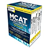 Princeton Review MCAT Subject Review Complete Box Set, 2nd Edition: 7 Complete Books + Access to 3 Full-Length