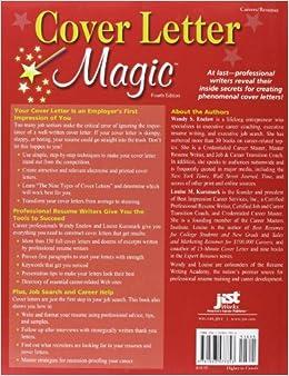 cover letter magic trade secrets of professional resume writers Title: cover letter magic trade secrets of professional resume writers keywords: get free access to pdf ebook cover letter magic trade secrets of professional resume.