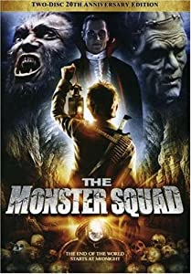 The Monster Squad Two-disc 20th Anniversary Edition by Lions Gate