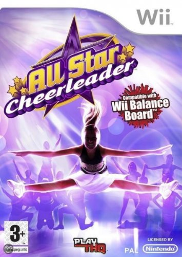 all-star-cheerleader