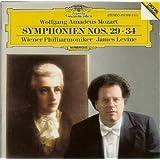 Mozart: Symphonies Nos. 29 & 34 ~ Levine