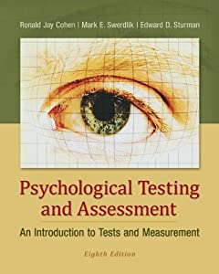 Psychological Testing and Assessment: An Introduction to Tests and Measurement