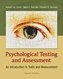 img - for Psychological Testing and Assessment: An Introduction to Tests and Measurement book / textbook / text book