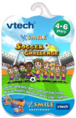 V Smile Game Soccer Challenge - 1