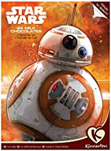 Star Wars BB-8 Calendario de Adviento con el chocolate