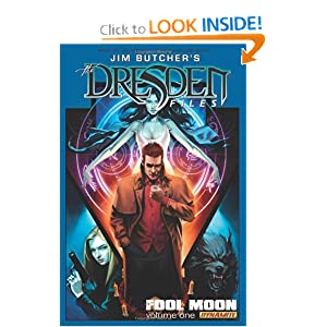 Jim Butcher's Dresden Files: Fool Moon Part 1 HC by Jim Butcher, Mark Powers and Chase Conley