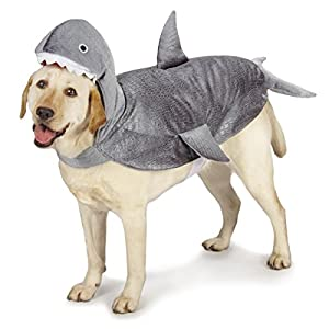 Casual Canine Casual Canine Shark Dog Costume, X-Large