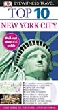 Top 10 New York City (EYEWITNESS TOP 10 TRAVEL GUIDE)