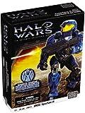 Mega Bloks Halo Wars Mega Bloks UNSC Spartan-II (Blue)