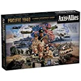 Axis & Allies Board Game Pacific 1940 Deluxe Anniversary Edition