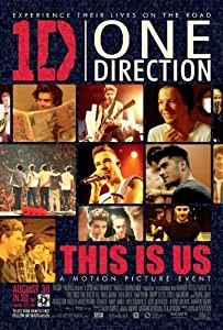 One Direction (2013) 11 x 17 Movie Poster - Style A by MG Posters