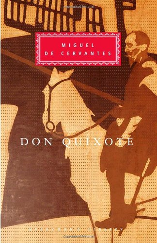 Don Quixote (Everyman's Library)