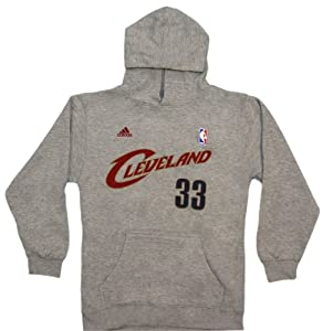 New! NBA Cleveland Cavaliers Youth Pullover Hooded Sweatshirt Shaquille O