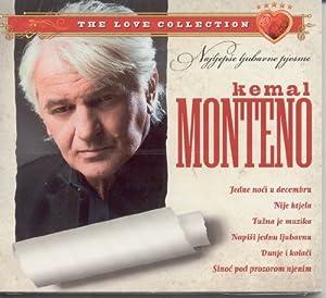 Amazon.com: Kemal Monteno: Najljepse Ljubavne Pjesme: Music
