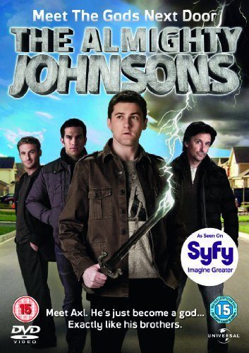 The Almighty Johnsons [Region 2] (The Almighty Johnsons Season 3 compare prices)