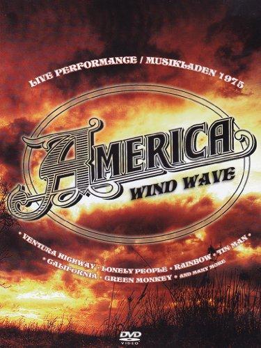 DVD : America - Wind Wave: Musikladen 1975 (DVD)