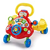 VTech Sit, Stand and Ride Baby Walker (Frustration Free Packaging)