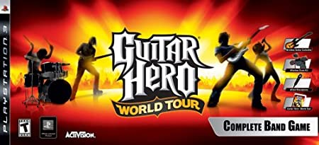 Guitar Hero World Tour Band Bundle for PlayStation 3