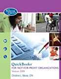 img - for QuickBooks for Not-for-Profit Organizations (Version 2008) book / textbook / text book