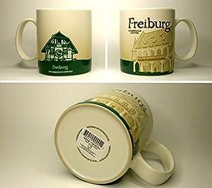 Starbucks Kaffeebecher Kaffee City Mug Tee Tasse Becher Icon Series Freiburg Deutschland Germany