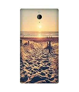 Beach Love Sony Xperia Z2 Case