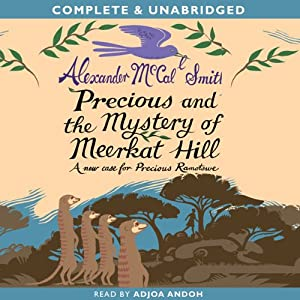 Precious and the Mystery of Meerkat Hill Audiobook