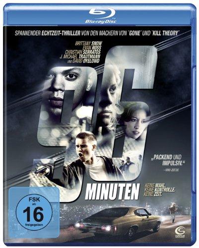 96 Minuten [Blu-ray]
