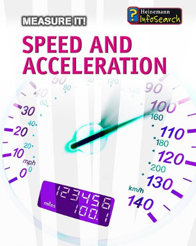 Speed and Acceleration (Measure It!)