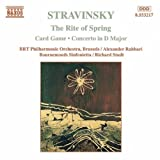 Brt Po/Rahbari Stravinsky/the Rite of Spring/Card Game