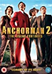 Anchorman 2: The Legend Continues [DV...