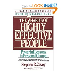 Habits of Highly Effective People - Stephen R. Covey
