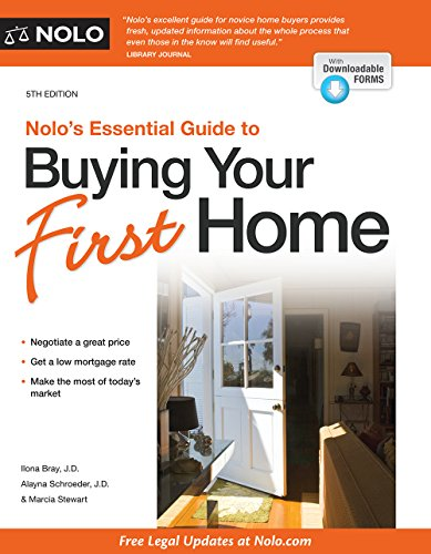 Nolo's Essential Guide to Buying Your First Home (Nolo's Essential Guidel to Buying Your First House) (Your House compare prices)