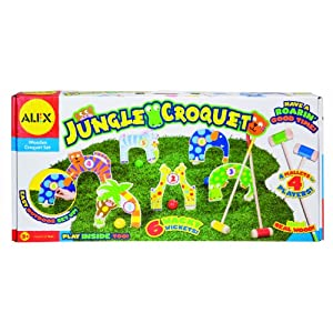 Alex Jungle Croquet