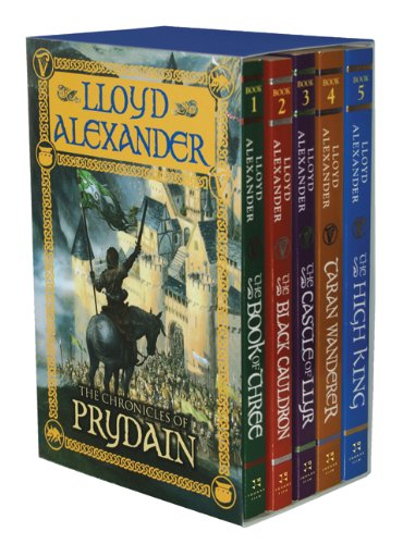 The Chronicles of Prydain Boxed Set, Lloyd Alexander