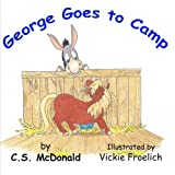 img - for George Goes to Camp (George the Pony) (Volume 2) by C S McDonald (2015-06-26) book / textbook / text book