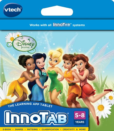 VTech - InnoTab Software - Disney Fairies - 1
