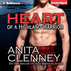 Heart of a Highland Warrior Audiobook