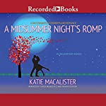 A Midsummer Night's Romp: Ainslie Brothers, Book 2 | Katie MacAlister