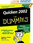 Quicken 2002 for Dummies